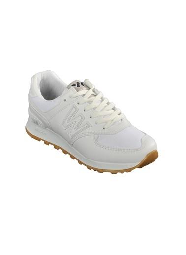 Walkway Sneakers Beyaz